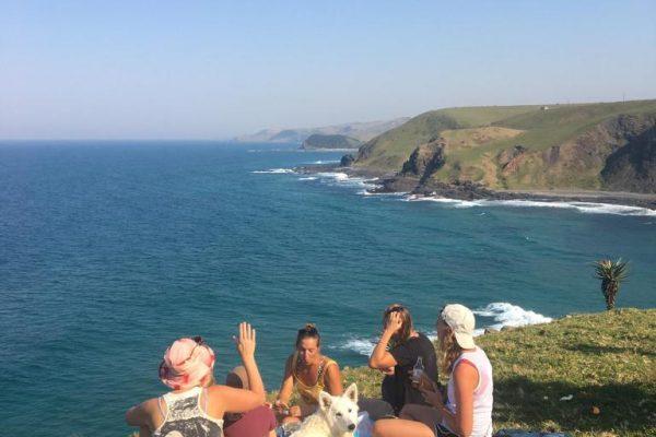 Cliffs Jumping