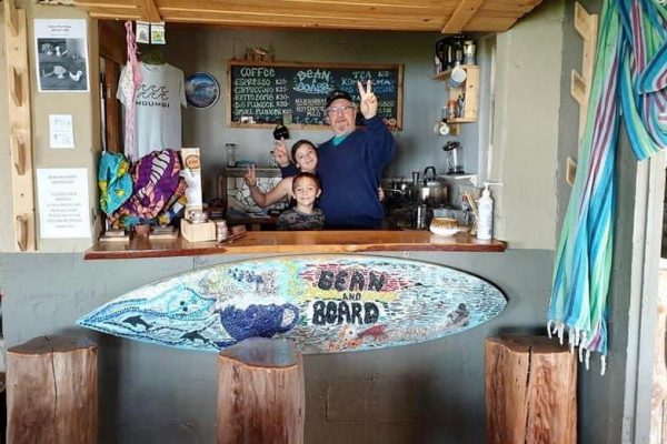 Mdumbi Coffee Shop
