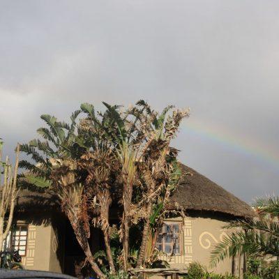 Rainbow over doubles